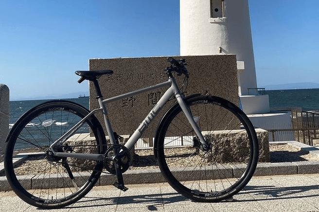 BMCクロスバイク画像